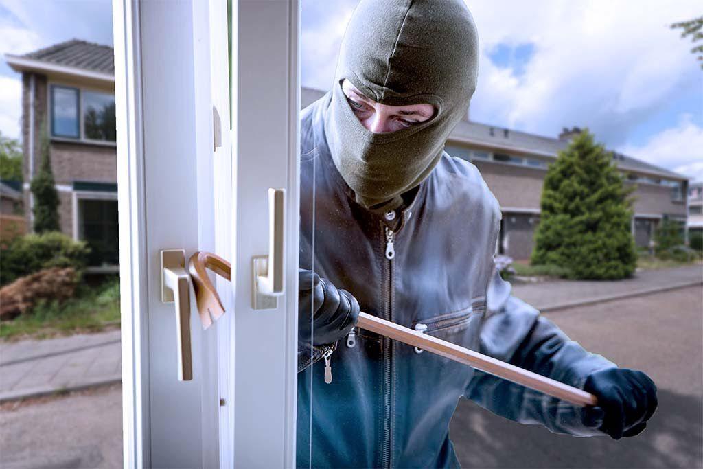 Voorjaar populair voor inbrekers in Limburg