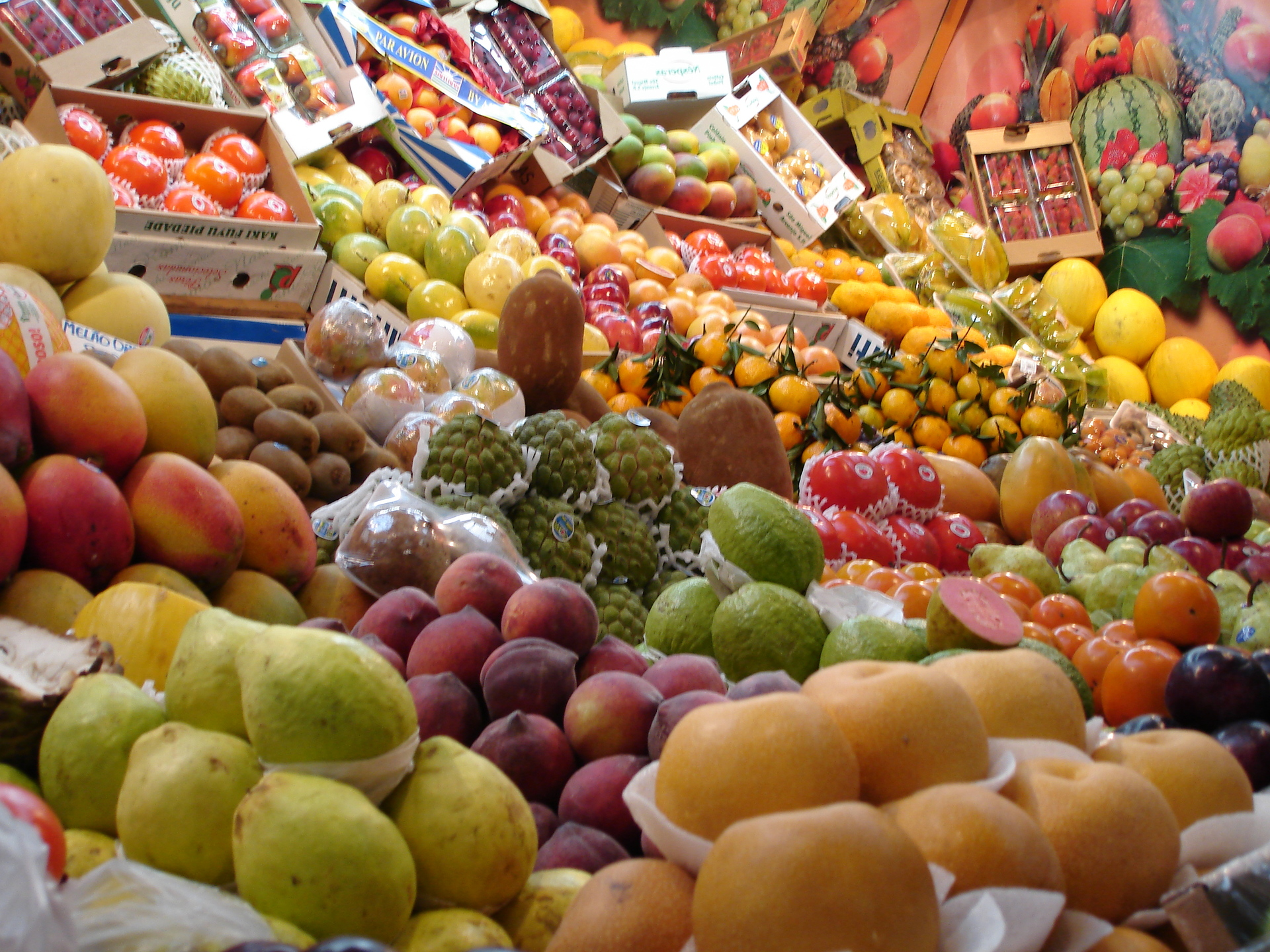 Supermarkten verkopen meer groente en fruit dan vorig jaar