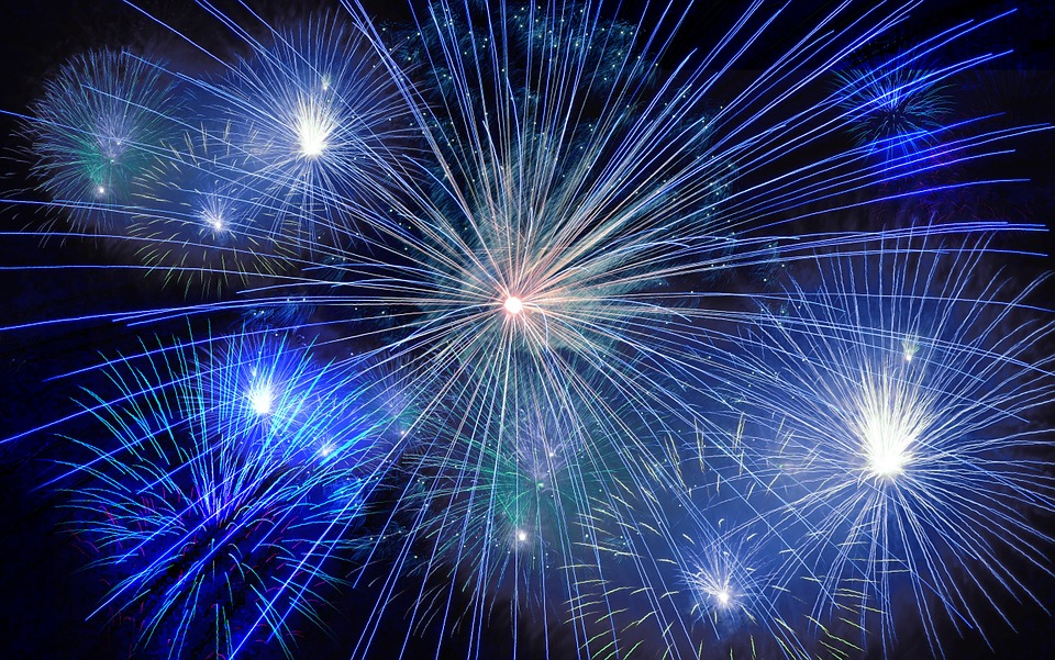 75% minder oogletsels door vuurwerk in vergelijking met vorig jaar