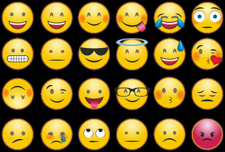 Welke emoji is jouw favoriet?