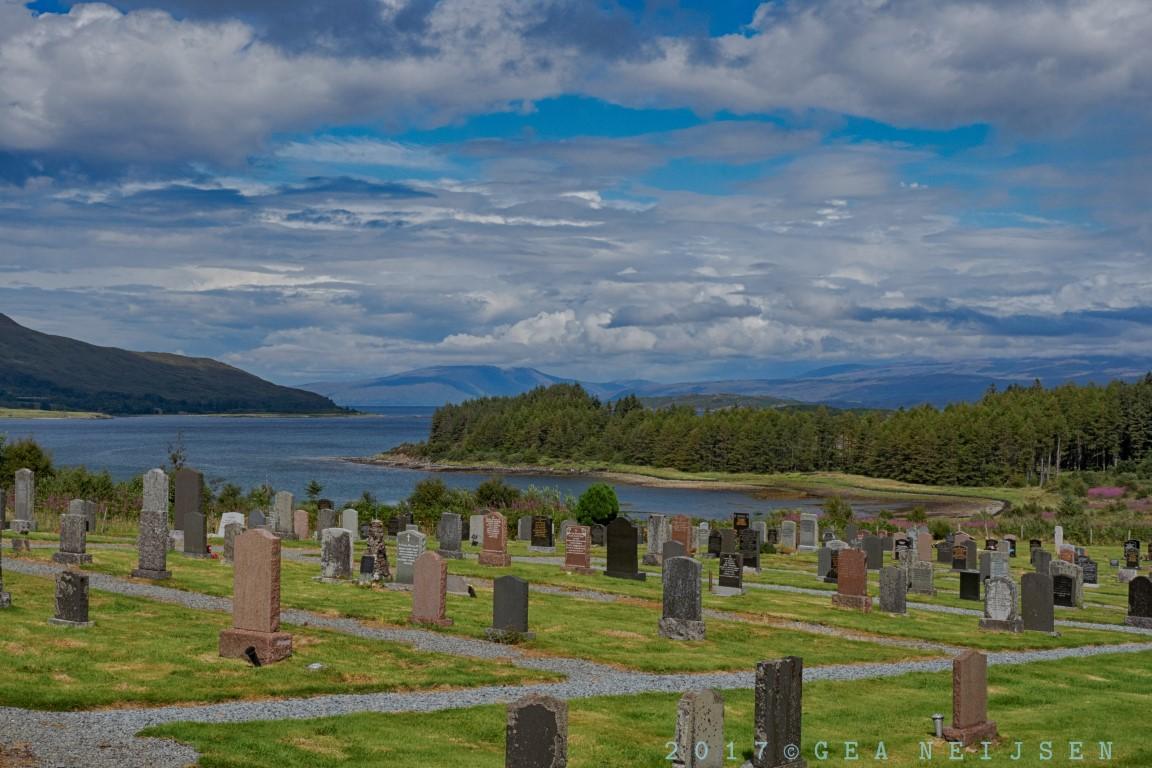 Foto van de maand: genieten in Schotland