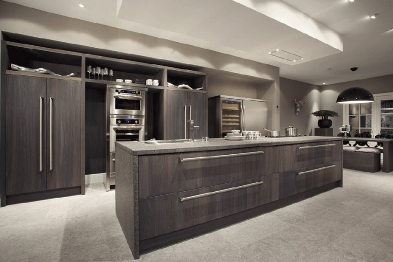 Kies je voor een hooglans keuken of niet?