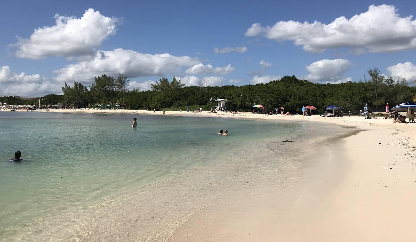 Jeanette: 'De beste tijd is strandtijd'