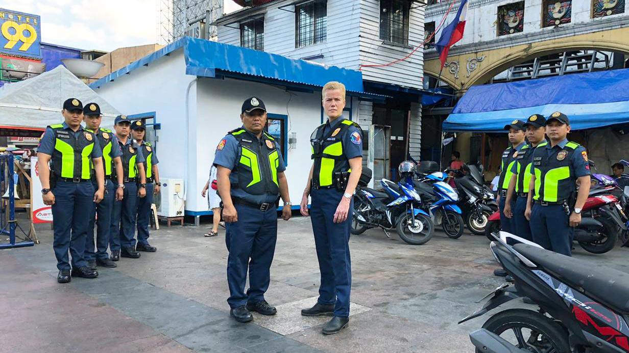 Ellie Lust op patrouille in Mexico, Armenië en de Filipijnen