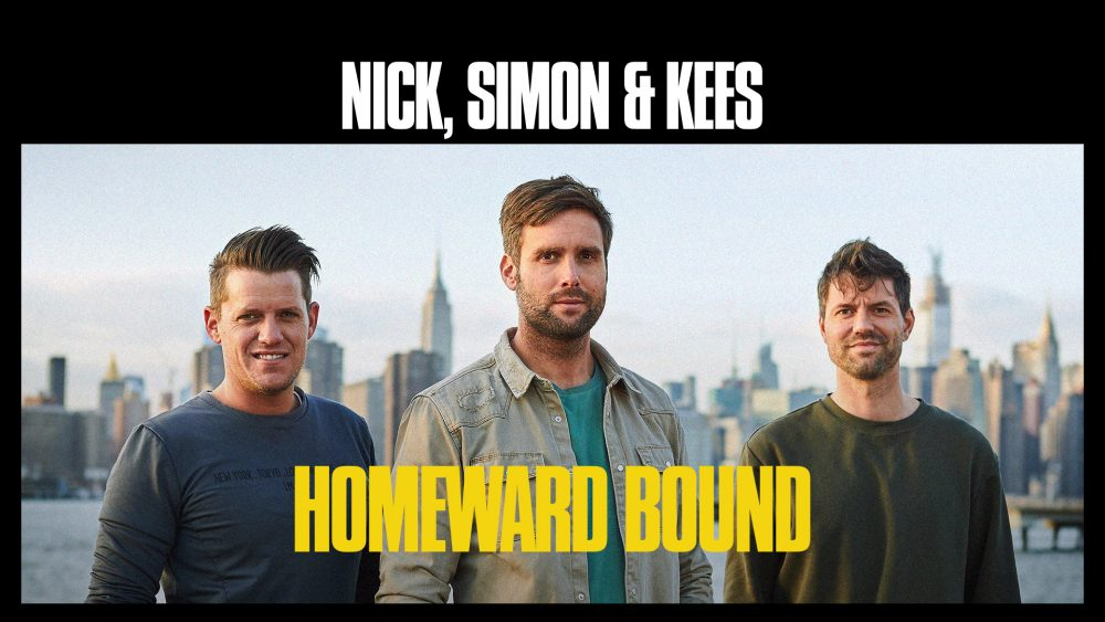 Terugkijktip: Nick en Simon in de voetsporen van Simon and Garfunkel