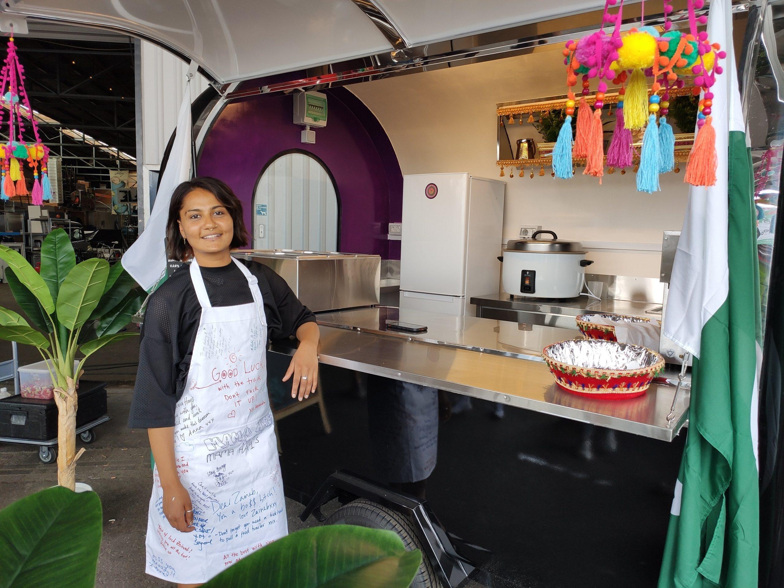 Droom op wielen verwezenlijken in 'Foodtruck Gezocht'